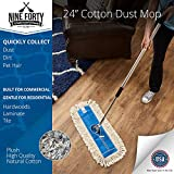 Nine Forty USA 24 Inch Commercial Cotton Dry Dust