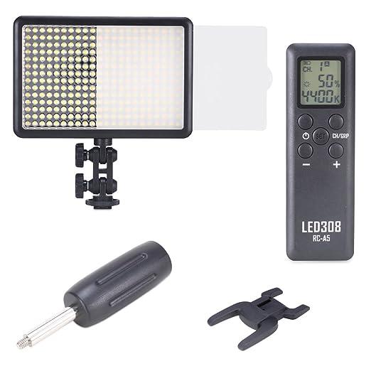 6 opinioni per Bestlight Pannello Luce Faretto LED308C 308pz Bulbo LED Dimmerabile da Potenza