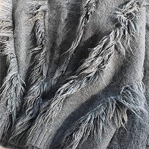 Sciolto V Nappa Green Donna Maglione Nuovo brown Top 2019 Maglia Maglieria A Scollo Primavera Gzz Autunno Pullover Leggero Inverno PUznvxzqw