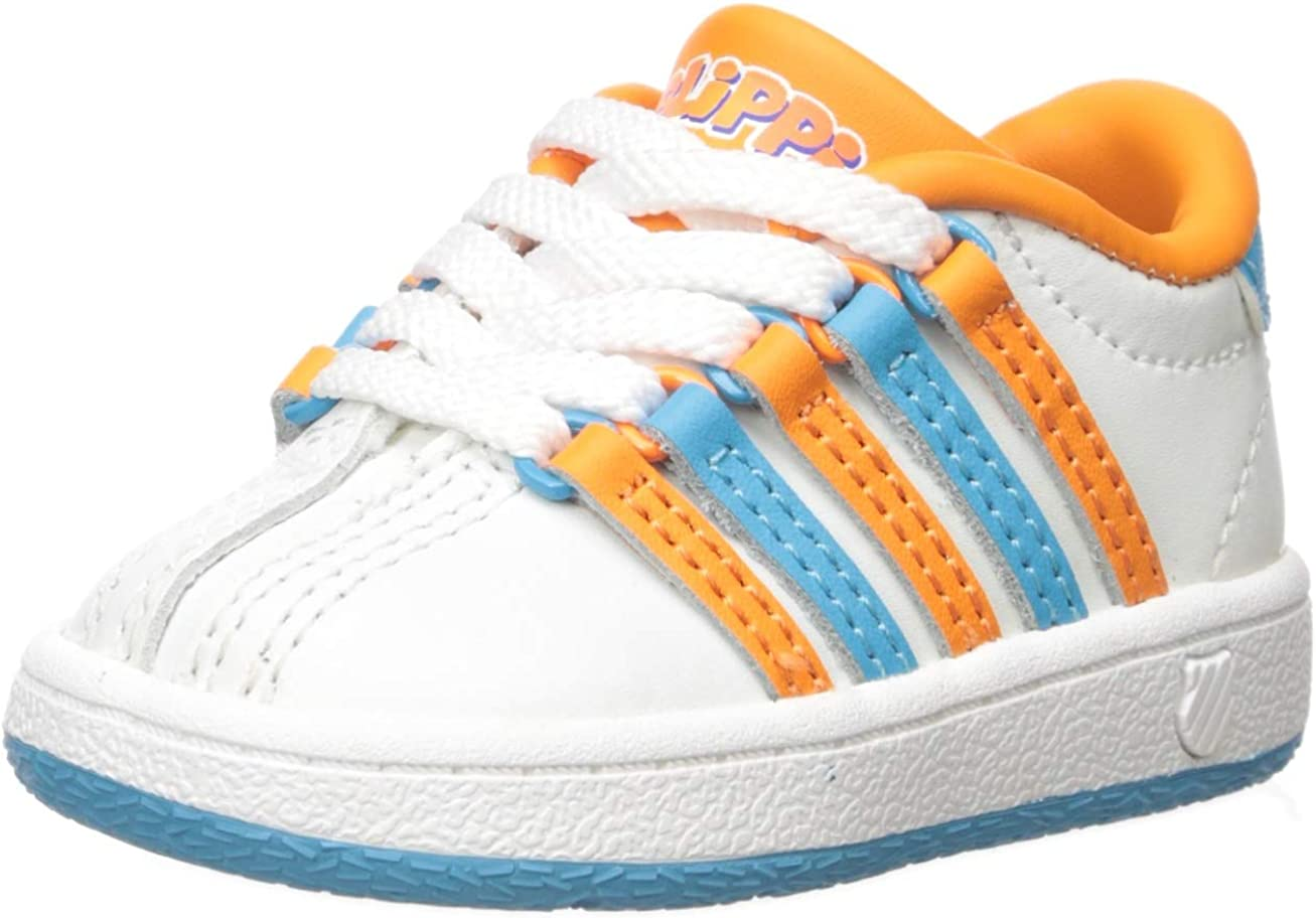 K-Swiss Unisex-Kid's Classic VN Sneaker