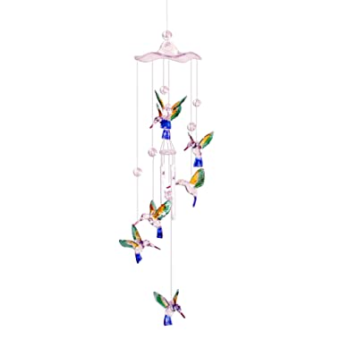 Spoontiques Hummingbirds Wind Chime