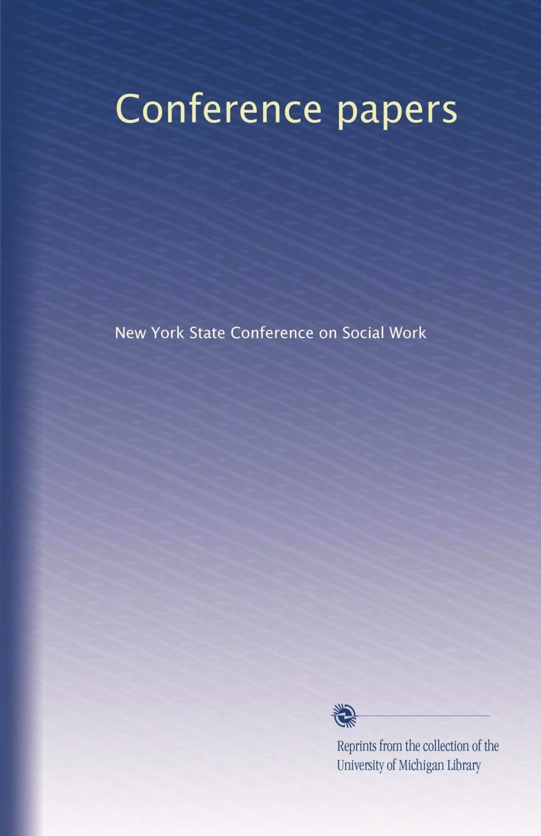 Conference papers (Volume 5) ebook