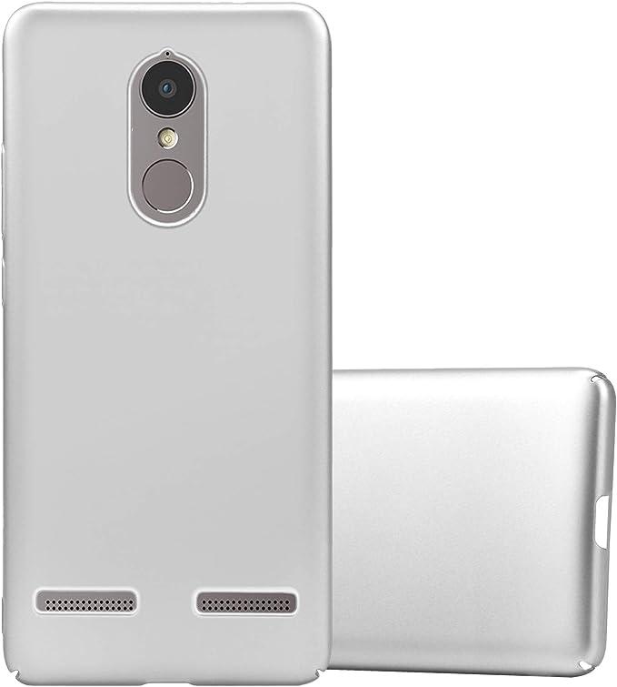 Cadorabo Funda para Lenovo K6 / K6 Power en Metal Plato: Amazon.es: Electrónica