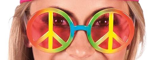 Partybrille Hippie Boland 44520
