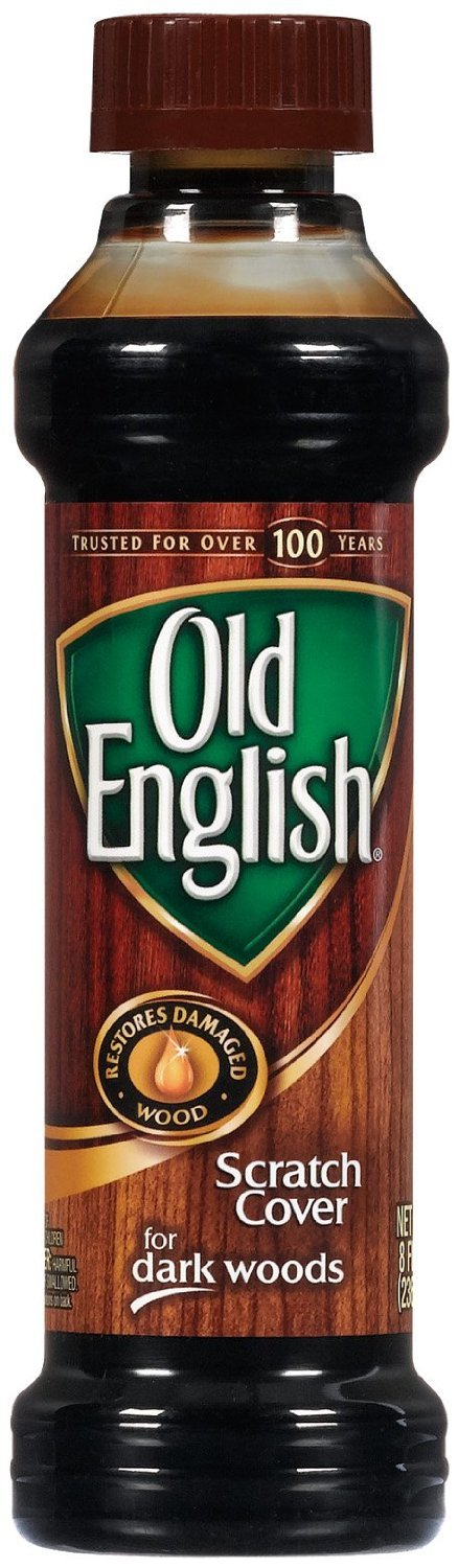 Amazon Old English - Scratch Cover For Dark Wood 8 Ounce Health &  Personal Care
