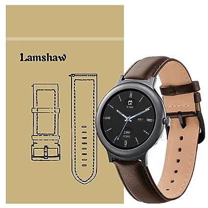 Amazon.com: lamshaw Smartwatch bandas reloj LG estilo, nueva ...