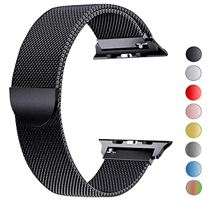 VIKATech Compatible Correa para Apple Watch 44mm 42mm 40mm ...