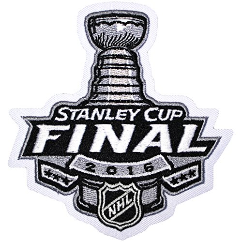 2016 NHL Stanley Cup Final Logo Jersey Patch San Jose Sharks Pittsburgh Penguins ()