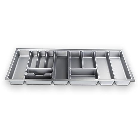 Orga-Box Cubertero Bandeja para cubertería 1117 x 474 para Blum Tandembox
