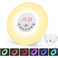 GRDE 6638D - Despertador Reloj Digital con Alarma