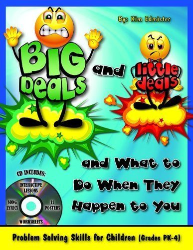Big Deals and Little Deals and What to Do When They Happen to You with CD by Kim Edmister (2013-06-01)
