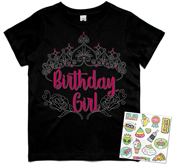 Amazon Birthday Girl