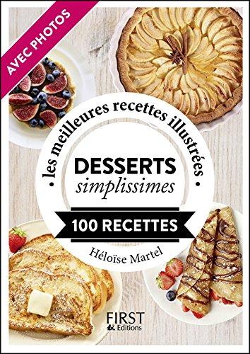 Petit Livre de - Desserts simplissimes (Le petit livre) (2017)