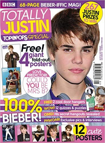top of the pops special justin bieber