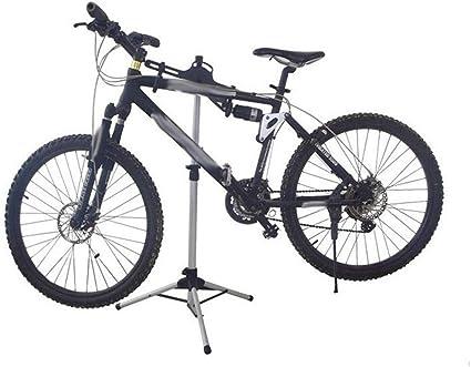 Ajustable de la bicicleta Estante del estacionamiento, suspendido ...