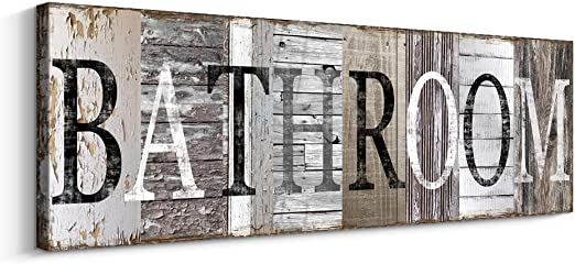 A Woman With All Sons Home Decor Wall Art Hanging Sign Wood /& Canvas Wall Print