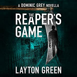 The Reaper's Game Audiobook