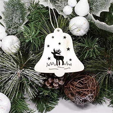 10pcs décorations d/'arbre de Noël BONHOMME DE NEIGE pour décor de Noël