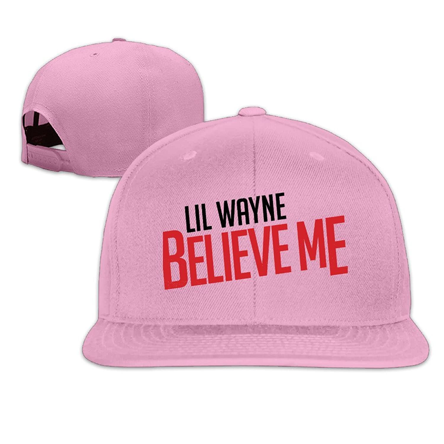 BestSeller Lil Wayne Believe Me Snapback Adjustable Flat Baseball Cap/Hat For Unisex