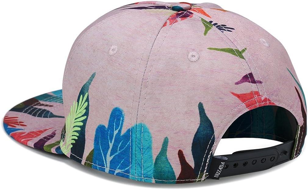 UB-NUZADA Men Women Baseball Snapback Caps Bone Classic Street Simplicity