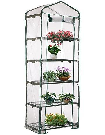 Invernadero De PVC Mini Sala De Plantación De 4 Capas Invernadero De Frutas E Hortalizas -
