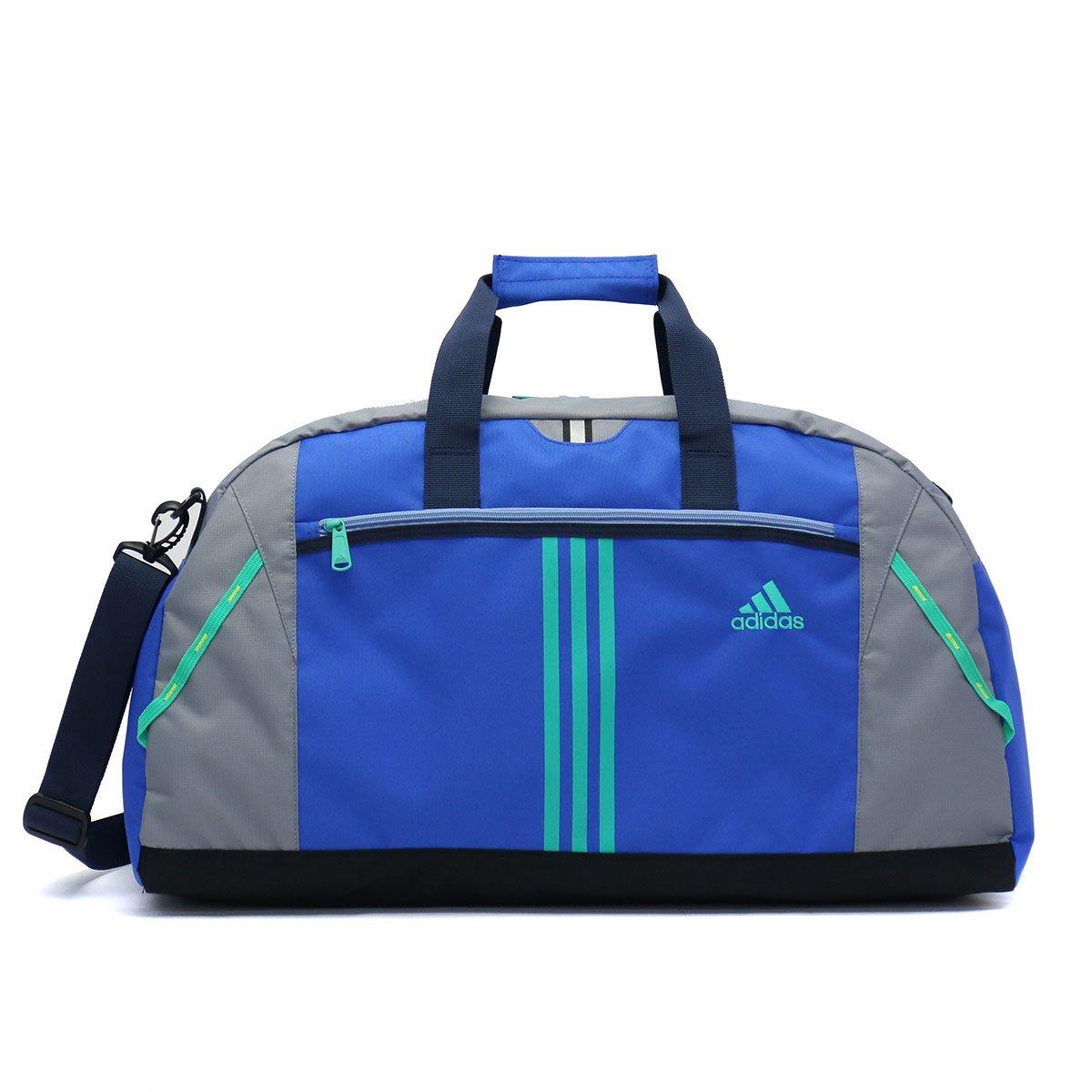 [アディダス]adidas ボストンバッグ キッズ 46L 47949 B07BGXPPXV ブルー(03) ブルー(03)