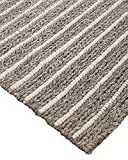Natural Area Rugs Ashton Collection 4 Feet by 6 Feet Eco Friendly Hand Woven Wool Rug, (4′ x 6′) Review