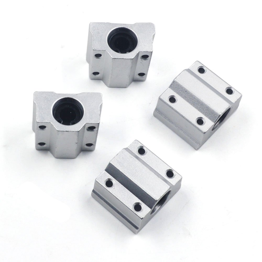 Lead Screw Rod With Nut Optical Axis Pillow Block Bearings Shaft Couplings