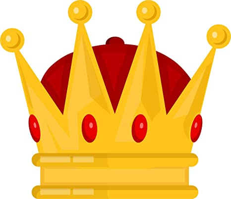 Amazon Com Pretty Shiny Royal King Crown Cartoon Vinyl Sticker 2 Wide Automotive See more ideas about flower crown, cartoon, icon. pretty shiny royal king crown cartoon