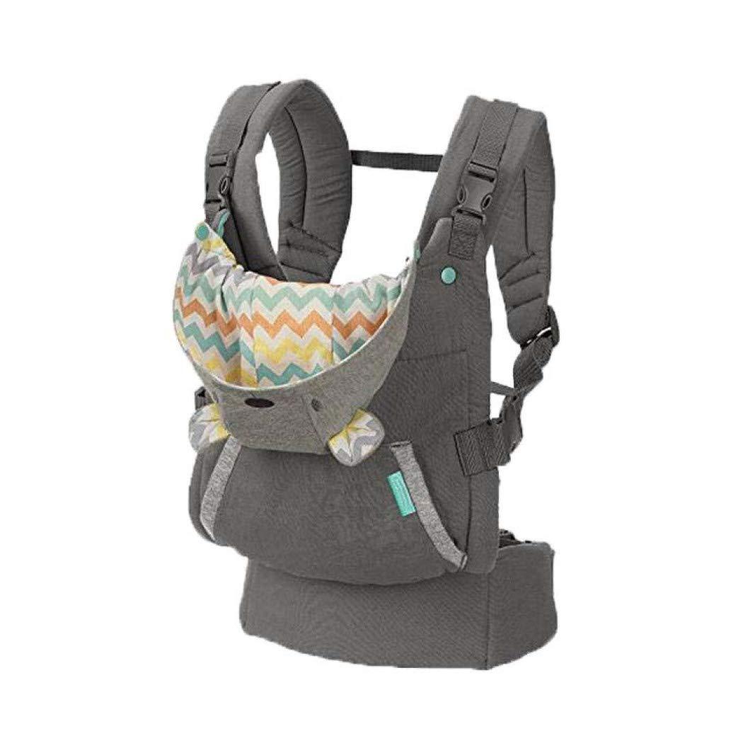 Ergonomische Babytrage, Dekompressions-Babytrage, winddichte Säuglings-Taschen-Baby-Taillen-Schemel, Multifunktionstasche der Kinder,B