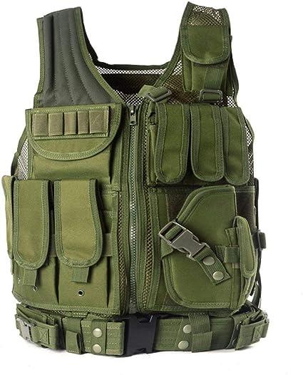 Shotgun Shell Holder TACTIQUE MOLLE équipé chasse Pochette-Woodland Camouflage