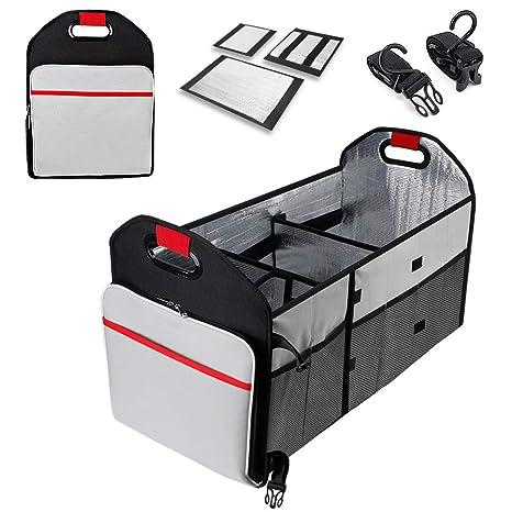 Amazon.com: Organizador para maletero de coche, plegable ...