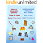 Parallel Language Learning Vol. 3 / Apprendimento Parallelo delle Lingue Vol. 3: Things at Home / Cose a Casa