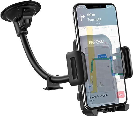 Mpow Handyhalterung Auto Windschutzscheiben Handy Elektronik