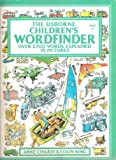 img - for The Usborne Children's Wordfinder book / textbook / text book