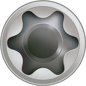 4/Cut t/ête frais/ée T-Star plus en T galvanis/é Blank a2j/ Spax/ /1191010350155 0//1049//001//4,0//16// //01 /Vis universelle