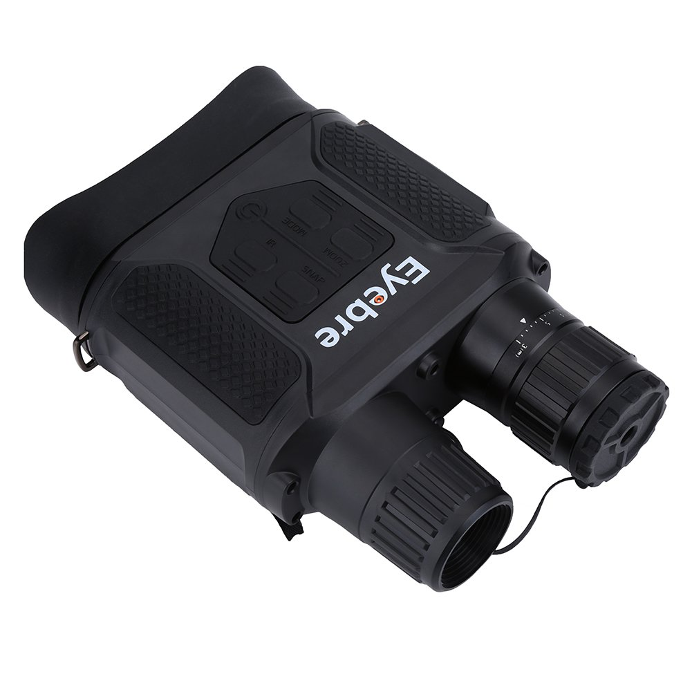 Night Vision Binocular, HD Digital Infrared Scope with Case for Hunting Birding Watching