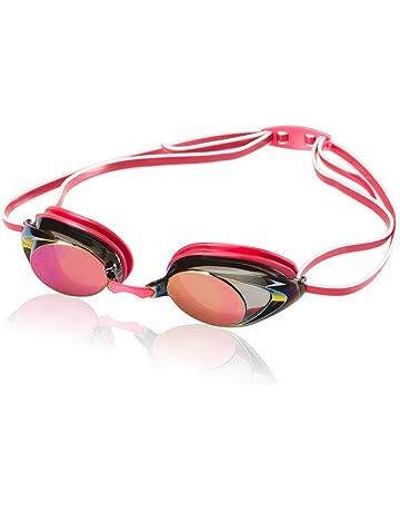 a2eb3763dfd Speedo Women s Vanquisher 2.0 Mirrored Swim Goggle