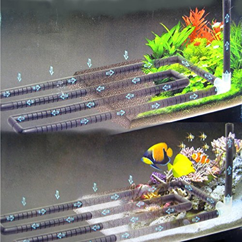 Undergravel Filteration Bottom Circular Aquarium product image