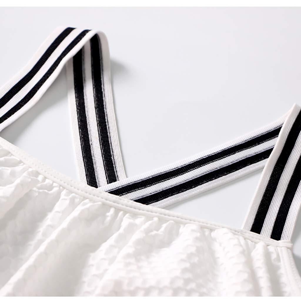 ZXCC Einteiliger Rock-Badeanzug, Rock-Badeanzug, Rock-Badeanzug, verborgener Belly konservativ gesammelter sexy Badeanzug (Farbe   Weiß, größe   XL) B07MYPRRD3 Badeanzüge Neuer Markt c63797