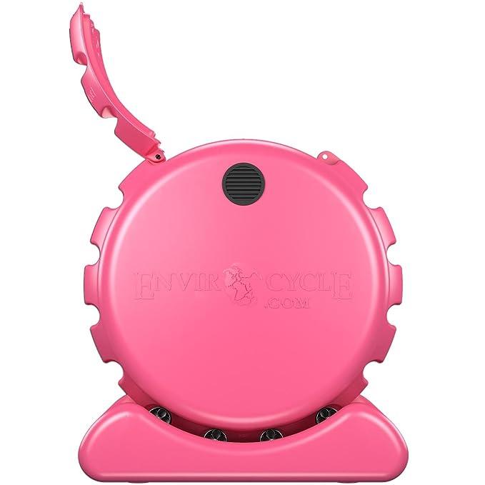 El compostador más hermoso del mundo en color rosa, Produce ...