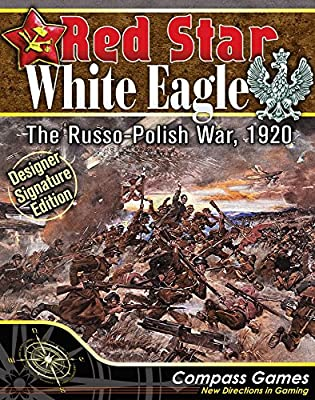 CPS: Red Star, White Eagle, Russo-Polish War 1920, Designer Signature [2nd] Edition