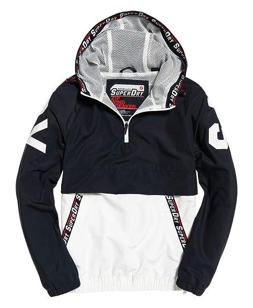 Amazon.com: Superdry - Chaqueta con capucha para mujer, S ...