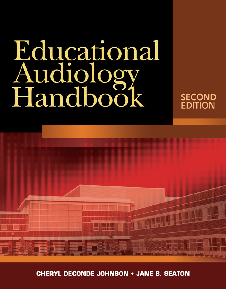 Educational Audiology Handbook (Book Only) by Brand: Cengage Learning
