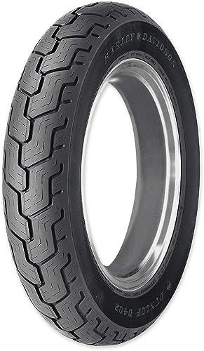 Dunlop Harley-Davidson D402 Rear Motorcycle Tire MU85B-16 (77H) Black Wall