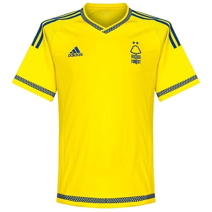 Nottingham Forest (sin patrocinador) Camiseta de fútbol 2015 2016 ...