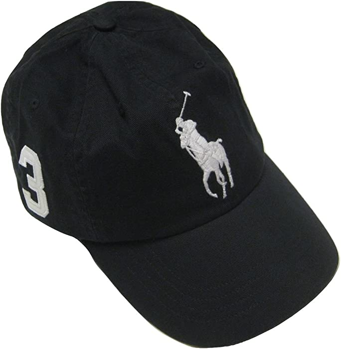 47d4c12872c Polo Ralph Lauren Men s Big Pony Chino Sports Hat