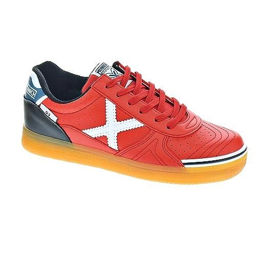 Munich G-3 Kid Profit 729 - Zapatillas de fútbol Sala, Unisex Infantil,