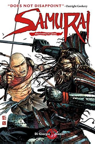 Samurai Vol. 6: Brothers in Arms