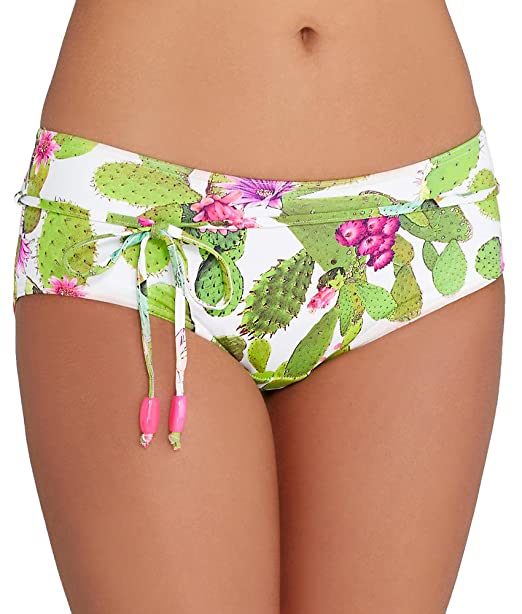 Amazon.com: Cactus Boyshort Bikini parte inferior, XS ...
